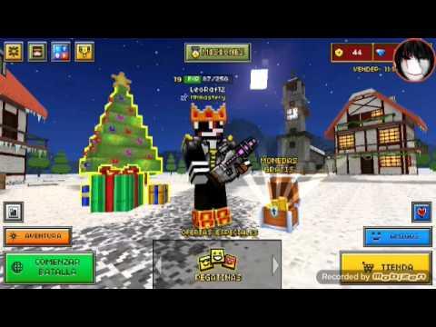 Como ganar dinero en pixel gun 3D rapido y facil