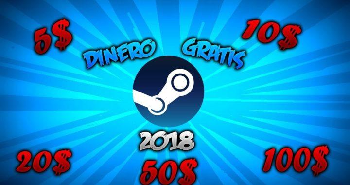 Como Ganar Dinero en Steam(PayPal,GooglePlay,Amazon)  2018 / AularHD