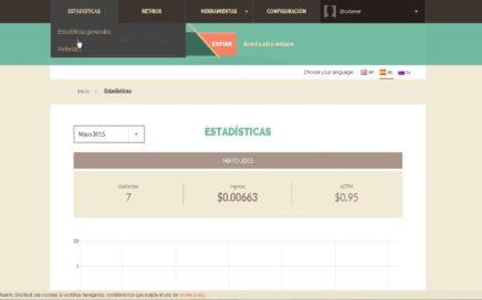 Como Ganar Dinero Facil Cortando Links(url) Con Shorte 2015 funciona 100%