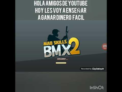 Cómo ganar dinero facil en MAD SKILLS BMX2