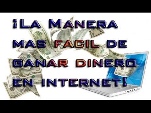 ¡¡¡¡Como ganar dinero fácil y rápido en Internet!!!! [Fácil] [Sencillo] [2013]