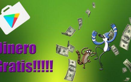 Como ganar dinero para la Play Store GRATIS!!! I La mejor manera 2018