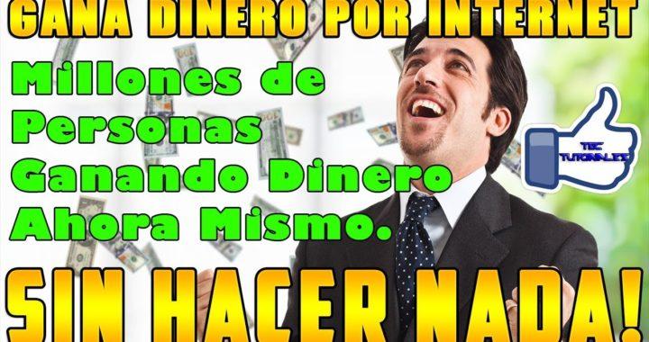 COMO GANAR DINERO PARA PAYPAL *100%REAL 2018 Real dinero gratis