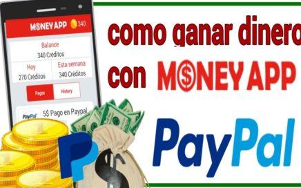 Como Ganar Dinero Para PayPal Desde El Móvil Android / Gratis / 2017