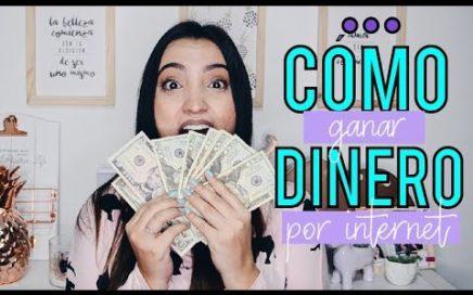 CÓMO GANAR DINERO POR INTERNET 600 DÓLARES POR MES - Tati Uribe