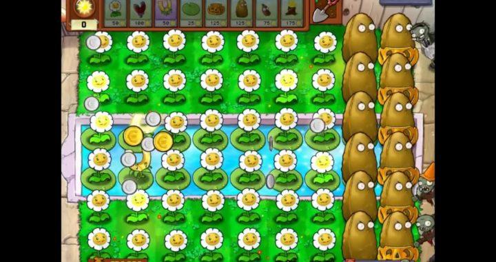 Como ganar dinero rápido Plantas vs. Zombies