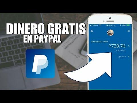 Como Ganar Dinero Totalmente Gratis Para PayPal!!