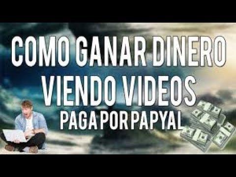 Como Ganar Dinero Viendo Videos+Pruebas de Pago/Gana Dinero Fácil Y RÁPIDO