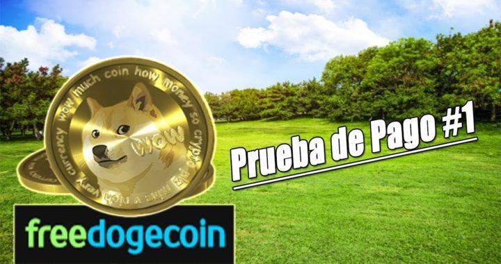 Cómo Ganar Dogecoin 100% Gratis | FreeDogecoin Paga 2018 | Gokustian