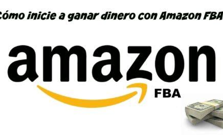 Cómo inicie a ganar dinero con Amazon FBA