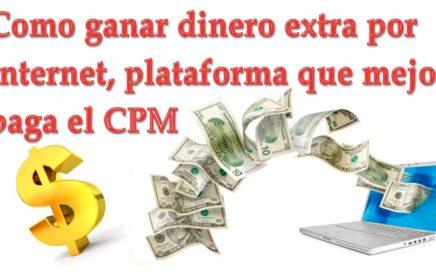 """Como se gana dinero extra en internet """"adf.ly VS vc.bc"""". La mejor plataforma de CPM. Fácil y rápido."""