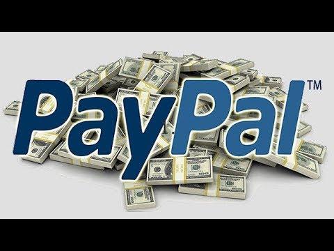 Como tener dinero gratis en paypal 2018