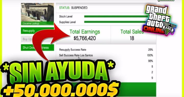 CONSIGO +50.000.000$ HACIENDO ESTE TRUCO ¡SUPER TRUCO DUPLICAR DINERO SIN AYUDA! 1.42