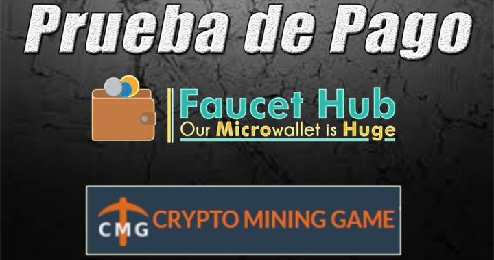 Crypto Mining Game | Prueba de Pago por Faucet Hub | Gokustian
