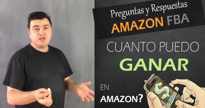 Cuanto puedo ganar en Amazon   Como Vender en Amazon FBA