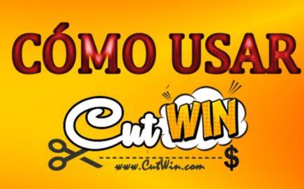 CUTWIN - ¿Cómo se usa Cutwin? [EN OBSERVACIÓN]