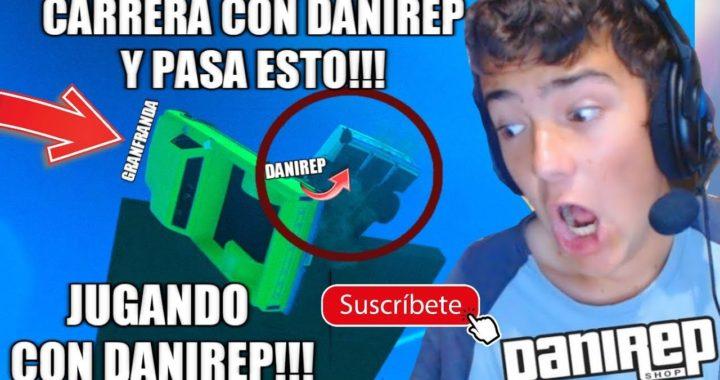 DANIREP - JUGANDO CON DANIREP - DANIREP ME TROLLEA Y ME TIRA AL VACIO - CARRERA CON DANIREP