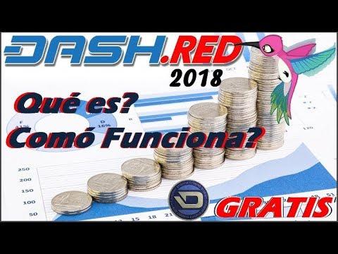DASH.RED 2018 | Que es y Como Funciona | DASH Totalmente Gratis | Serie: Criptomonedas #10