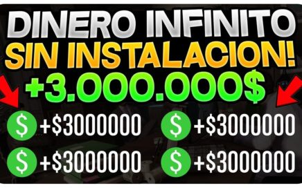 DINERO INFINITO SIN INSTALACIONES! +3.000.000$! PARA POBRES! (LEGAL)  GTA 5 ONLINE 1.42