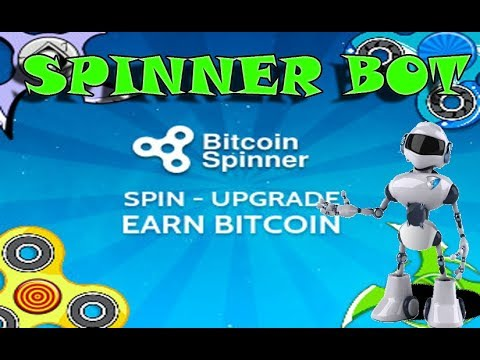 EARN UNLIMITED BITCOIN - BITCOIN FAUCET - BITCOINSPINNER