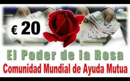El Poder de la Rosa - Comunidad de Ayuda Mutua - ganar dinero por internet - ganar dinero desde casa