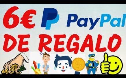 ESTA SORPRENDENTE PÁGINA TE REGALA 6€ EN PAYPAL SOLO POR REGISTRARTE Y COMPLETAR TU PRIMERA ENCUESTA