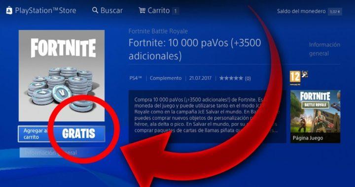 ESTE TRUCO TE ARA GANAR PAVOS ILIMITADOS EN FORTNITE/PS4/XBOXONE/PC