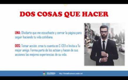 ESTRATEGIA 2 | Regala 10 MktCoin En C-CEX a Tu Mejor Amigo | Febrero 2018