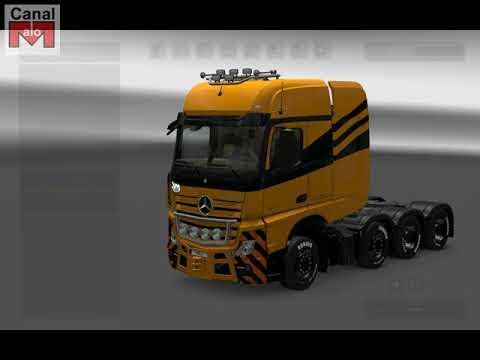 ETS2 [ compro taller en londres [ lo lleno de camiones ganando dinero rápido