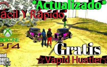 Facil y Rapido  * Duplicar Y Pasar Autos* Dinero Infinito 100% Funcionando Gta5 Online xbox One PS4