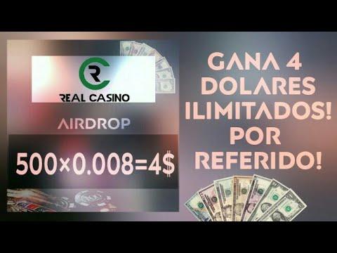 Gana 4 dolares ilimitado (500 chip) (Aridrop)|como ganar dinero por internet!