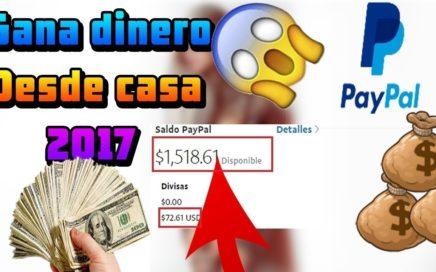 Gana $500 Dólares Cada 10 Minutos/Gana Dinero Para Paypal,Bitcoin y otors/Abir Cajas.com
