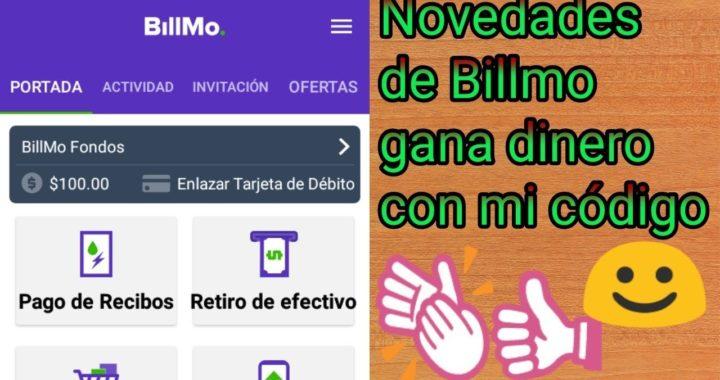 GANA DINERO CON BILLMO 2018 (NUEVO CODIGO)