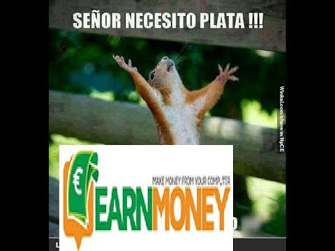 GANA DINERO CON EARN MONEY DINERO REAL PAYPAL INGRESA EN EL LINK DE LA DESCRIPCIÓN