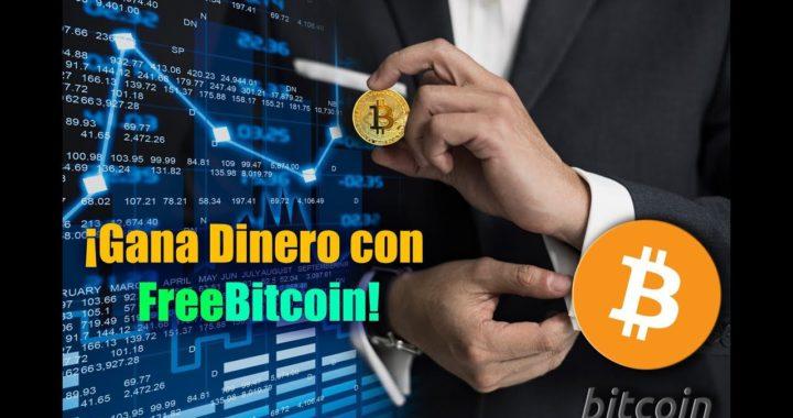 ¡Gana dinero con FreeBitcoin! + ¡COMPROBANTE DE PAGO!