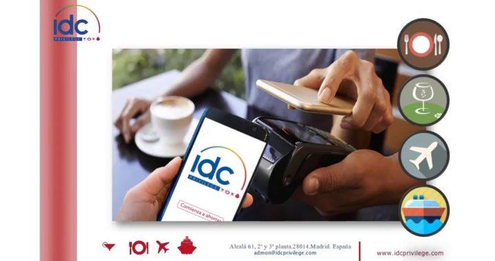 Gana Dinero con IDC Privilege