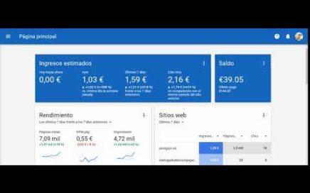 Gana  dinero  con internet   usando  google  adsense  y  tu blog