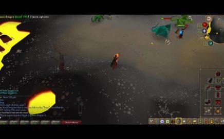 Gana dinero en RuneScape [Green Dragons] [P2P] [HD] [ESPAÑOL]