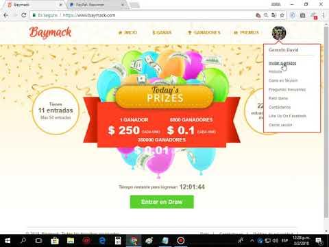 Gana Dinero Facil y Rapido (CON PRUEBA DE PAGO)