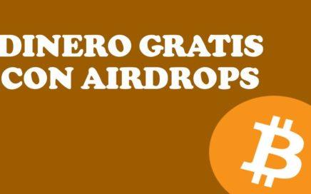 GANA DINERO GRATIS CON AIRDROPS DE CRIPTOMONEDAS - NO TE ARREPENTIRÁS