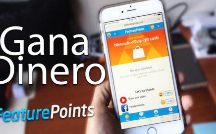 Gana Dinero Jugando y Probando Apps en iOS & Android |Feature Points