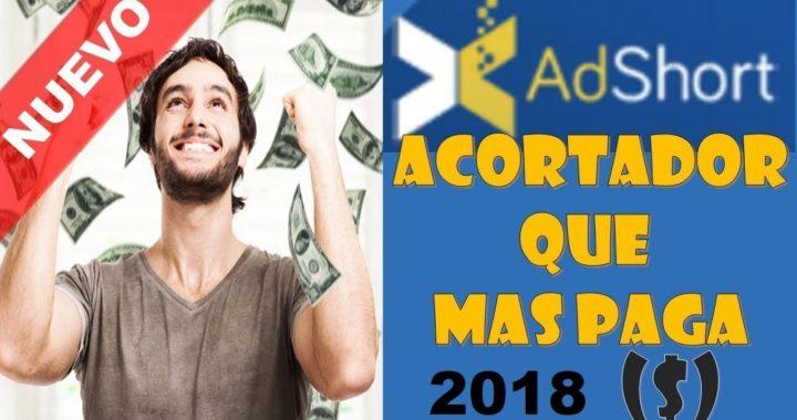Gana dinero para Paypal compartiendo enlaces con Adshort 2017 LINK EN LA DESCRIPCION
