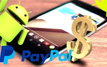 Gana dinero para paypal desde tu android( hasta 300 dolares por mes) |AndroidThu | AppsUtiles