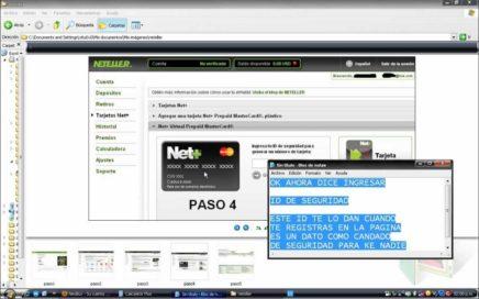 Gana dinero paypal y neteller con neobux y activa tu cuenta paypal 2012