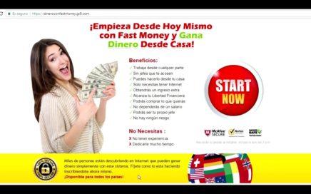 Gana dinero por Internet de $15 a $25 dólares Diarios Paypal 2018
