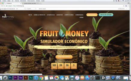 Gana dinero por internet en Fruit Money Primera parte - (Ingresos Diarios)