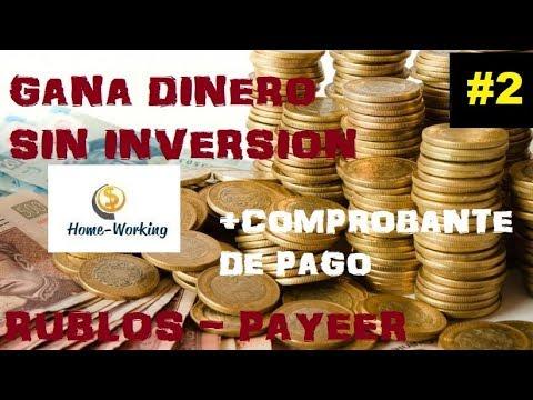 Gana dinero sin inversion - Tutorial + Comprobante de Pago (MotorMoney)