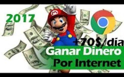 GANAR DINERO   Como Ganar Dinero Por Internet 2018   +90$ diarios fácil