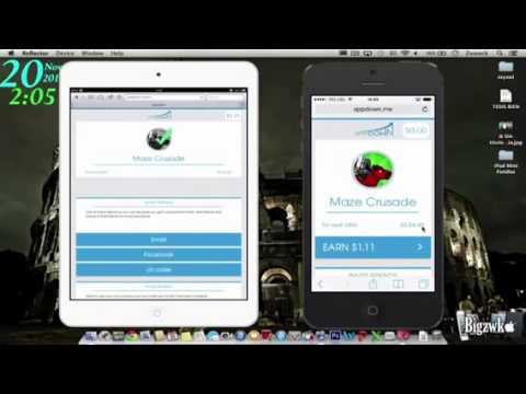 Ganar dinero en Paypal con tu iphone o iPad 2016