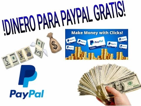 !! Ganar dinero gratis para PayPal!!!
